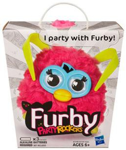 Furby Party Rockers Loveby Electronic Figure