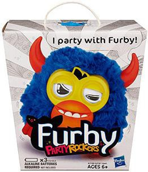 Furby Party Rockers Scoffby Electronic Figure