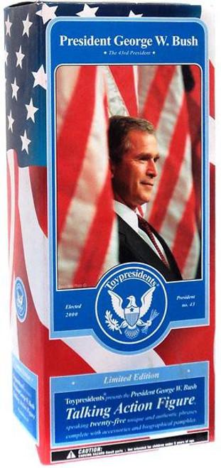 Political George W. Bush Action Figure