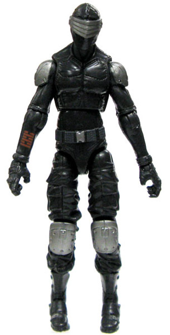 GI Joe Loose Snake Eyes Action Figure [Version 62 Loose]