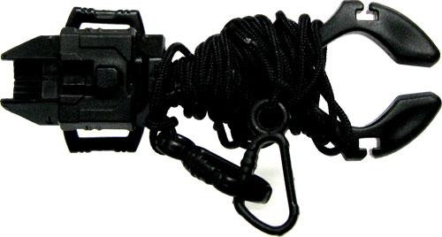 GI Joe Loose Grapple Zipline Launcher Action Figure Accessory [Black Loose]