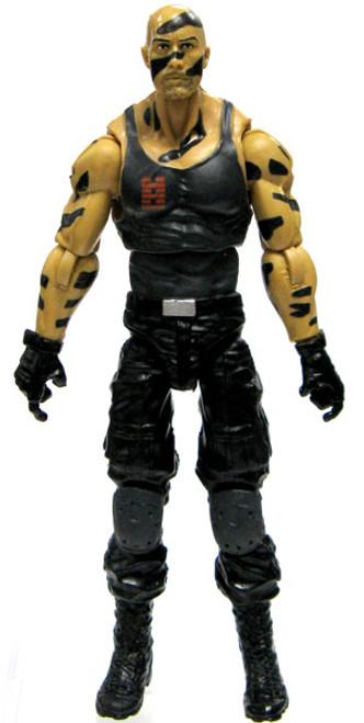 GI Joe Loose Roadblock Action Figure [Version 22, Loose]