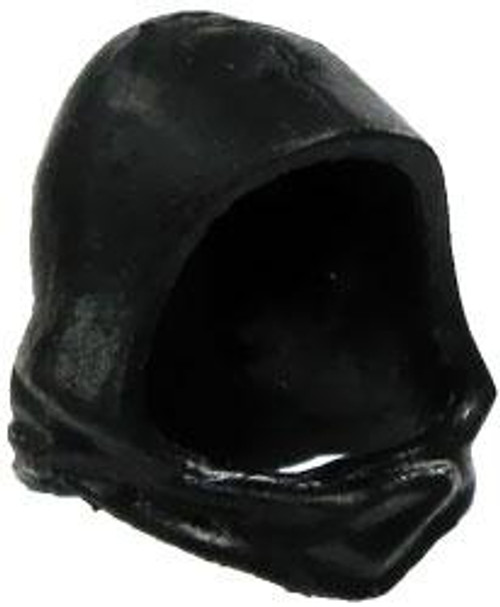 GI Joe Loose Hood Action Figure Accessory [Black Loose]
