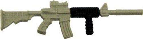 GI Joe Loose Weapons M16 Action Figure Accessory [Dark Tan & Black Loose]