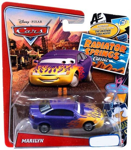 Disney Cars Radiator Springs Classic Marilyn Exclusive Diecast Car