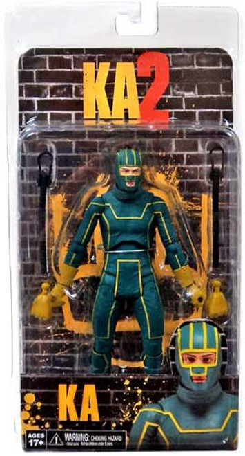 NECA Kick Ass 2 Series 1 Kick-Ass Action Figure