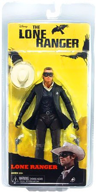 NECA The Lone Ranger Series 1 Lone Ranger Action Figure