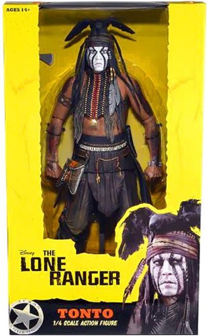 NECA The Lone Ranger Quarter Scale Tonto Action Figure