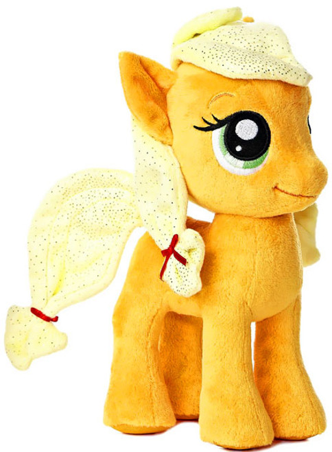 My Little Pony Friendship is Magic Large 10 Inch Applejack Plush