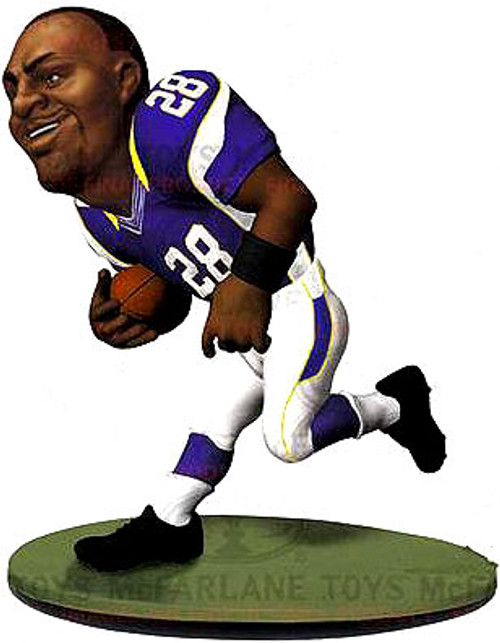 McFarlane Toys NFL Minnesota Vikings Small Pros Series 1 Adrian Peterson Mini Figure [Loose]