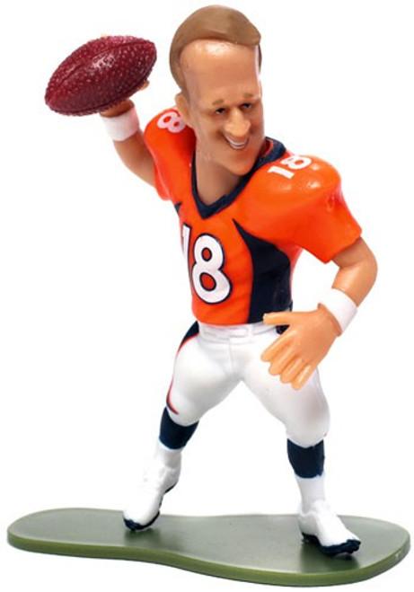 McFarlane Toys NFL Denver Broncos Small Pros Series 1 Peyton Manning Mini Figure [Loose]