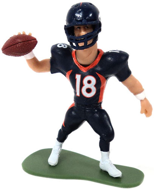 McFarlane Toys NFL Denver Broncos Small Pros Series 1 Peyton Manning Mini Figure [With Helmet Loose]