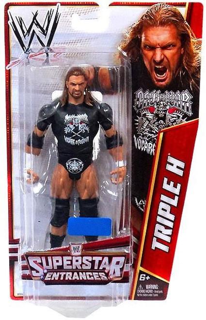 WWE Wrestling Superstar Entrances Triple H Exclusive Action Figure