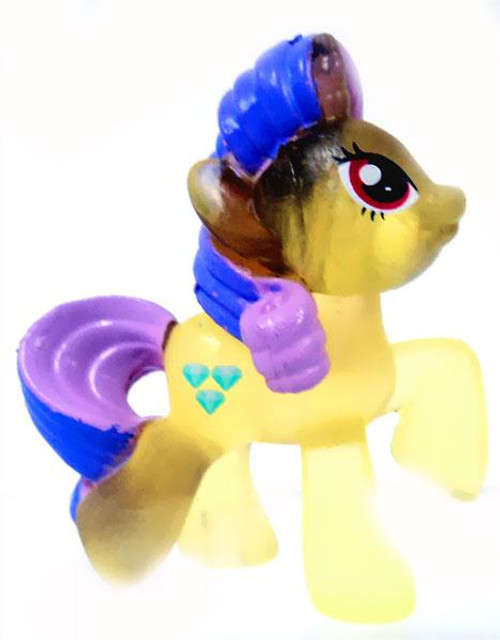 My Little Pony Series 6 Banana Fluff 2-Inch PVC Figure