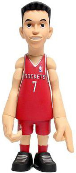 NBA Houston Rockets Series 2 Jeremy Lin Action Figure [Red Uniform]