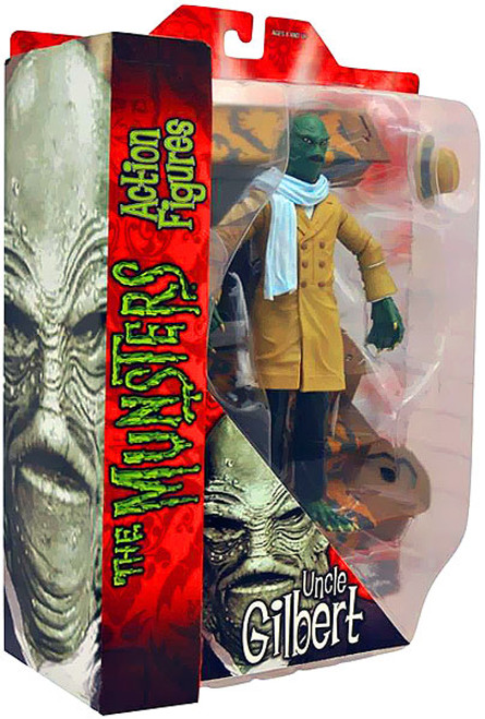 The Munsters Uncle Gilbert Exclusive Action Figure