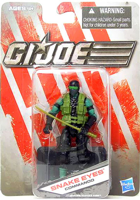 GI Joe 2013 Basic Series 1 Snake Eyes Action Figure
