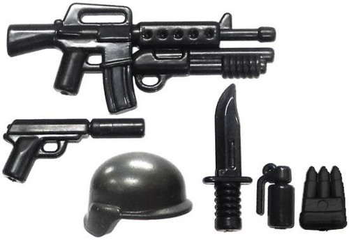 BrickArms Breacher Battle Kit Exclusive 2.5-Inch Weapons Pack