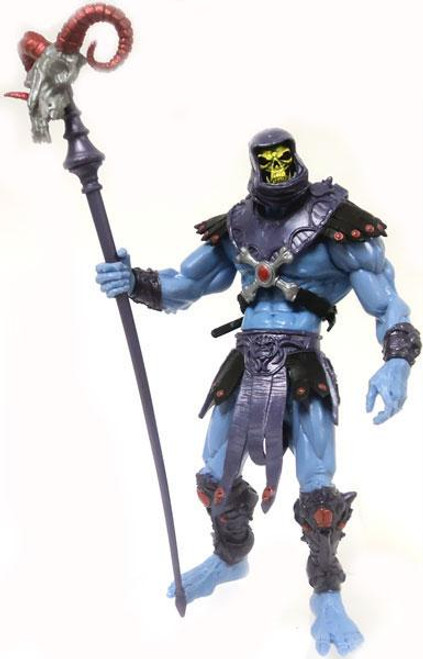 Masters of the Universe 200X Series Skeletor Action Figure [Loose]