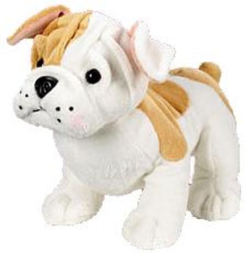 Webkinz Bulldog Puppy Plush