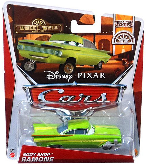 Disney Cars Series 3 Body Shop Ramone Diecast Car