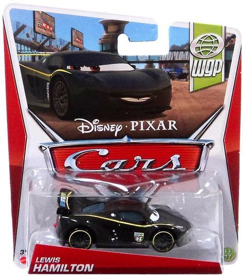 Disney Cars Series 3 Lewis Hamilton Diecast Car