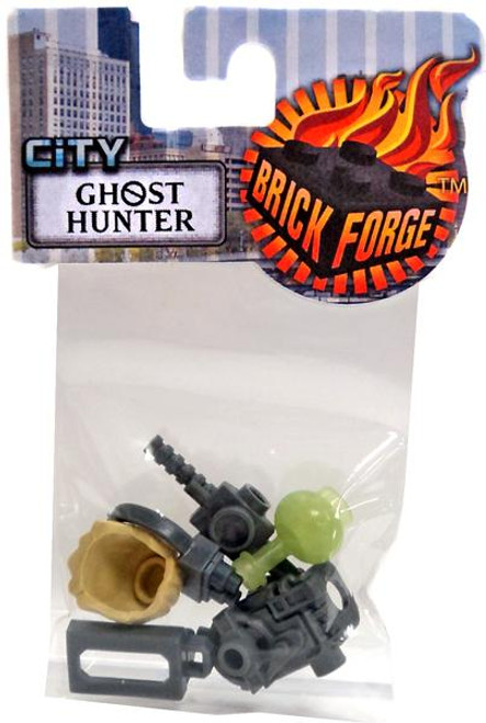 Brickforge City Minifigure Parts Ghost Hunter 2.5-Inch Pack