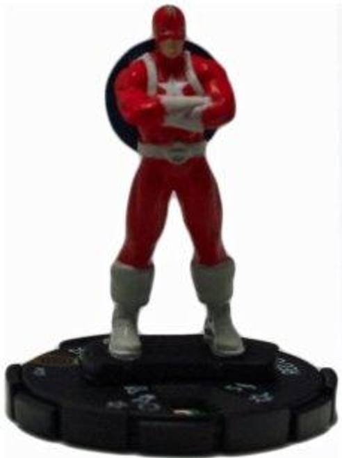 Marvel HeroClix Captain America LE Red Guardian #101