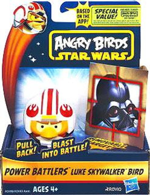 Star Wars Angry Birds Power Battlers Luke Skywalker Bird