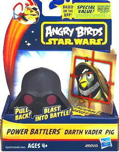 Star Wars Angry Birds Power Battlers Darth Vader Pig