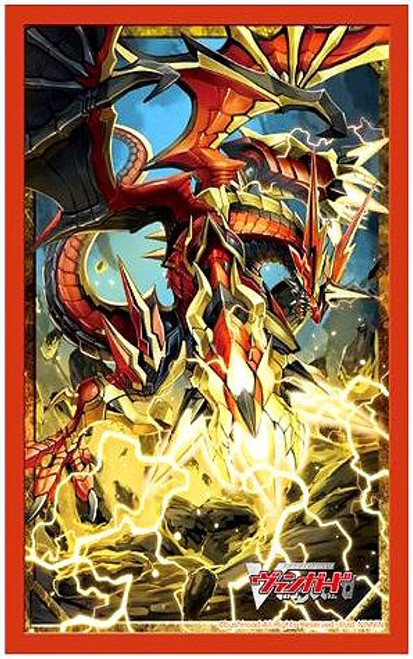 Cardfight Vanguard Japanese Card Supplies Eradicator Gauntlet Buster Dragon Card Sleeves [Japanese]