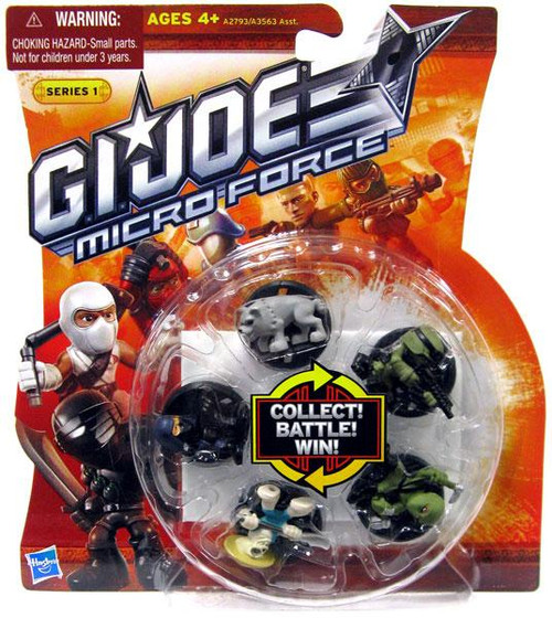 GI Joe Micro Force Series 1 Starter Set