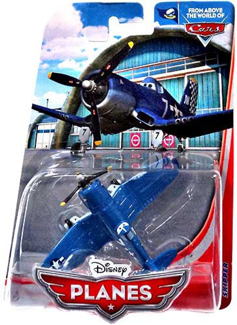 Disney Planes Skipper Diecast Plane
