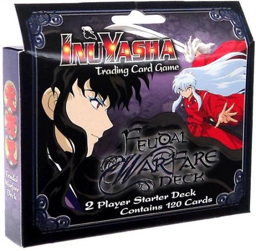 InuYasha Trading Card Game Feudal Warfare 2-Player Starter Set