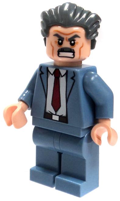 LEGO Marvel Super Heroes Loose J. Jonah Jameson Minifigure [Loose]