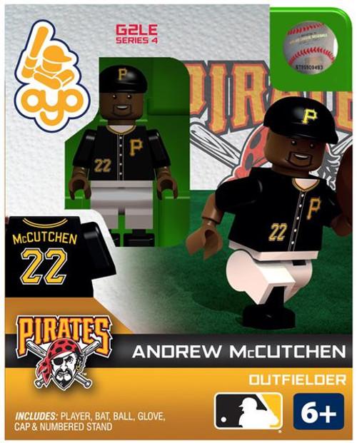 Pittsburgh Pirates MLB Generation 2 Series 4 Andrew McCutchen Minifigure