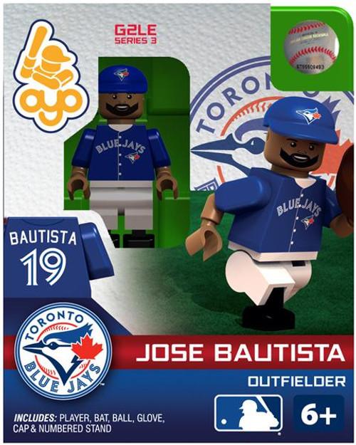 Toronto Blue Jays MLB Generation 2 Series 3 Jose Bautista Minifigure