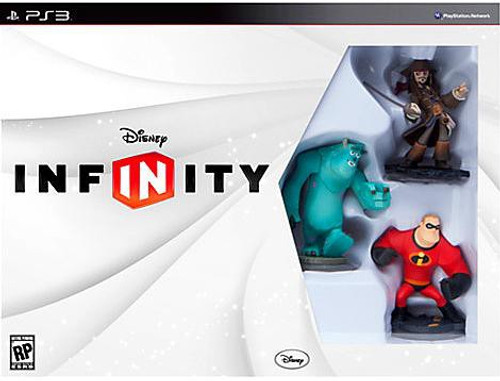 Disney Infinity PS3 Starter Pack