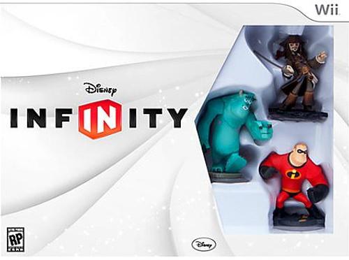 Disney Infinity Nintendo Wii Starter Pack