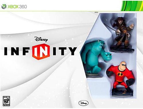 Disney Infinity XBox 360 Starter Pack