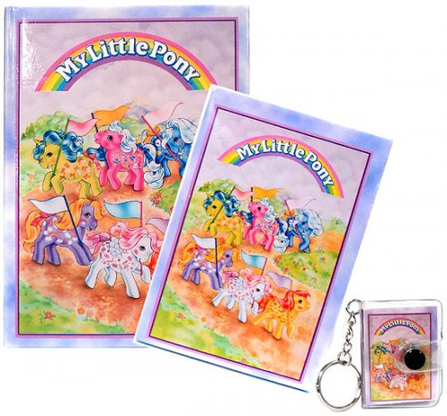 NECA My Little Pony 3 Piece Diary Set