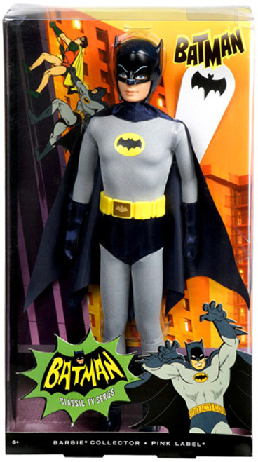 1966 TV Series Batman Barbie Doll