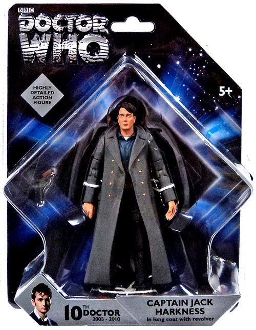 Doctor Who Captain Jack Harkness Action Figure