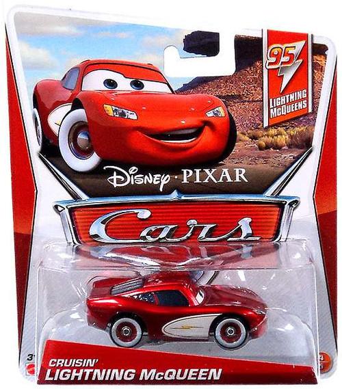 Disney Cars Series 3 Cruisin' McQueen Diecast Car