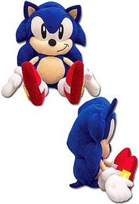 Sonic The Hedgehog Cuddle Sonic 24-Inch Plush