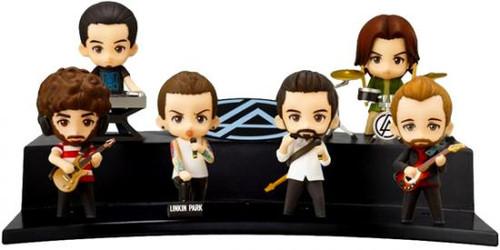 Nendoroid Linkin Park 2.75-Inch PVC Figure Set
