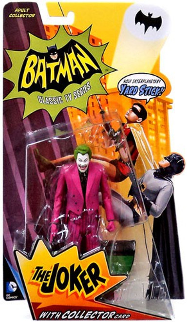 Batman 1966 TV Series Series 2 The Joker Action Figure