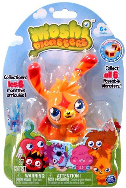 Moshi Monsters Katsuma 3-Inch Figure
