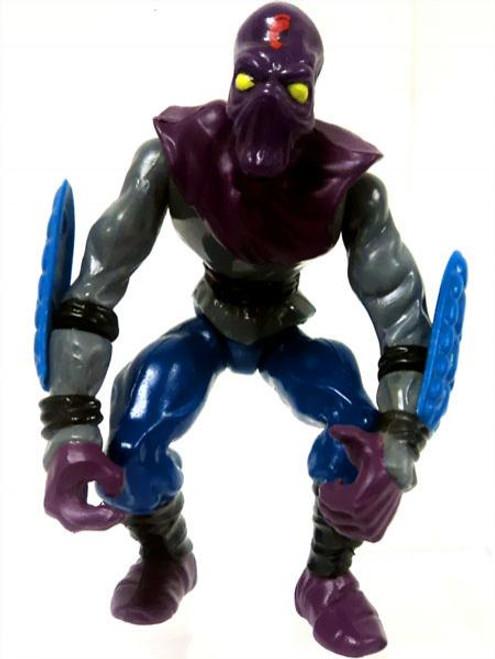 Teenage Mutant Ninja Turtles 1987 Foot Soldier Action Figure [Loose]