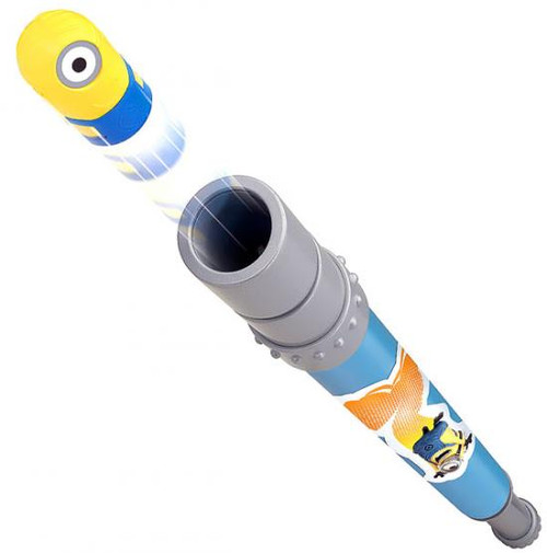 Despicable Me 2 Minion Missile Launcher Roleplay Toy